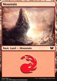 Mountain 2 - Commander 2015
