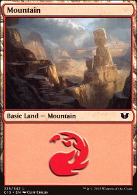 Mountain 1 - Commander 2015