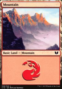 Mountain 4 - Commander 2015