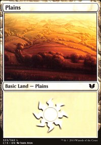 Plains 1 - Commander 2015