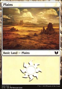 Plains 3 - Commander 2015