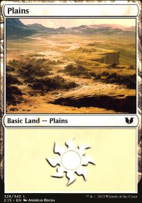 Plains 4 - Commander 2015