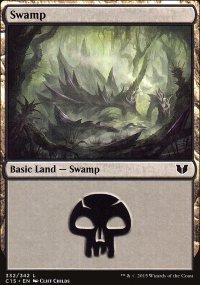 Swamp 2 - Commander 2015
