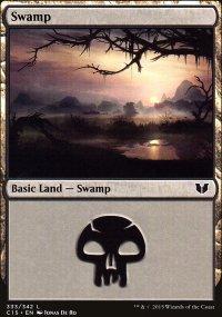 Swamp 3 - Commander 2015