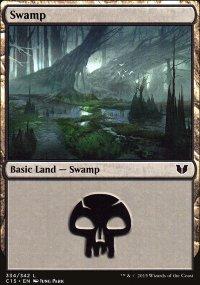 Swamp 4 - Commander 2015