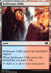 Swiftwater Cliffs - Commander 2015