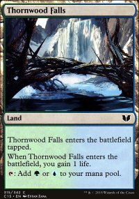 Thornwood Falls - Commander 2015