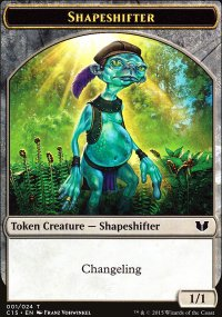 Shapeshifter - Commander 2015