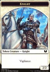Knight - Commander 2015