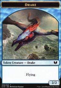 Drake - Commander 2015