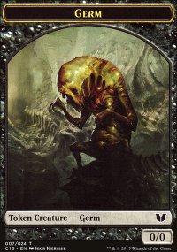 Germ - Commander 2015