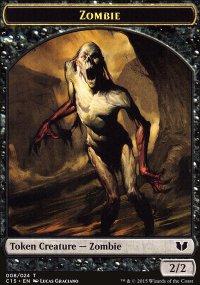 Zombie - Commander 2015