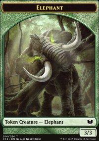 Elephant - Commander 2015