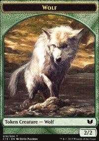 Wolf - Commander 2015