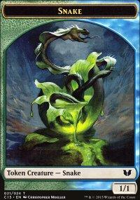 Snake - Commander 2015