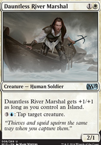 Dauntless River Marshal - Magic 2015