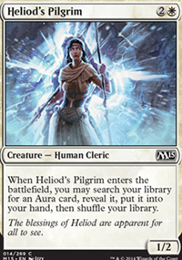 Heliod's Pilgrim - Magic 2015