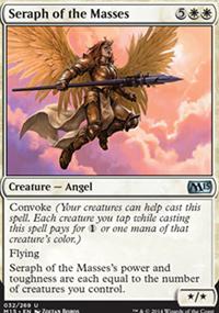 Seraph of the Masses - Magic 2015