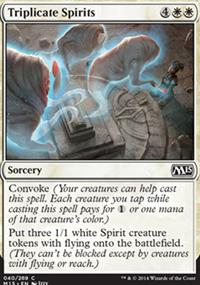 Triplicate Spirits - Magic 2015