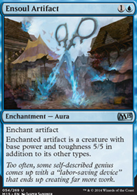 Ensoul Artifact - Magic 2015