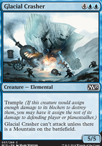 Glacial Crasher - Magic 2015