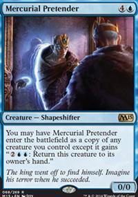 Mercurial Pretender - Magic 2015