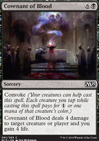 Covenant of Blood - Magic 2015