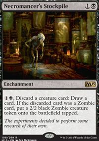 Necromancer's Stockpile - Magic 2015