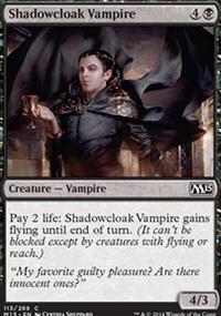 Shadowcloak Vampire - Magic 2015