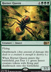 Hornet Queen - Magic 2015