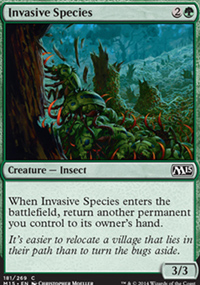 Invasive Species - Magic 2015