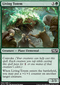 Living Totem - Magic 2015