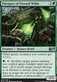 Paragon of Eternal Wilds - Magic 2015