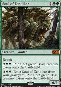 Soul of Zendikar - Magic 2015