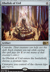 Obelisk of Urd - Magic 2015