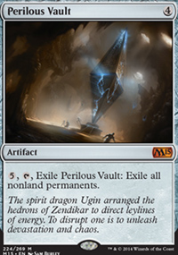 Perilous Vault - Magic 2015