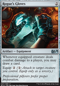 Rogue's Gloves - Magic 2015