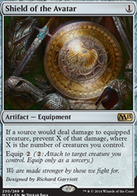 Shield of the Avatar - Magic 2015