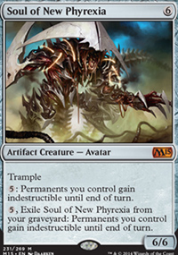 Soul of New Phyrexia - Magic 2015