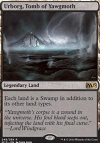 Urborg, Tomb of Yawgmoth - Magic 2015
