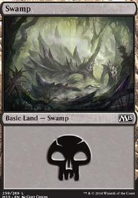 Swamp 2 - Magic 2015