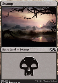 Swamp 3 - Magic 2015