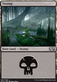 Swamp 4 - Magic 2015