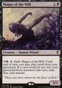 Magus of the Will - Commander 2016