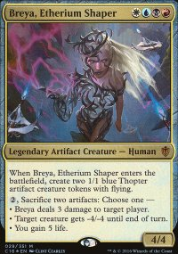 Breya, Etherium Shaper - Commander 2016