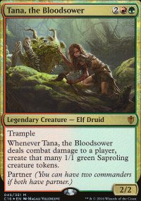 Tana, the Bloodsower - Commander 2016