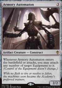 Armory Automaton - Commander 2016