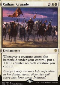 Cathars' Crusade - Commander 2016