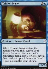 Trinket Mage - Commander 2016