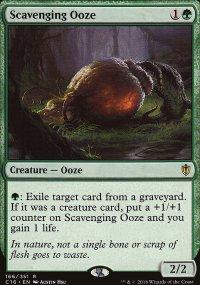 Scavenging Ooze - Commander 2016